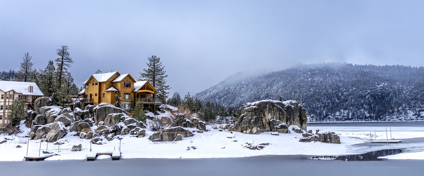 Big Bear Lake Cabin