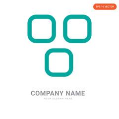 Layout company logo design