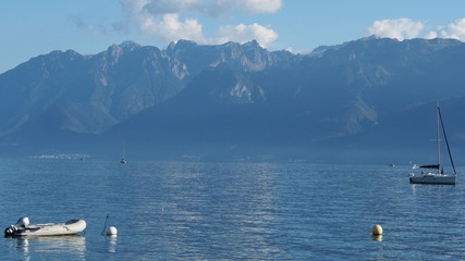 Lac Léman - Pully