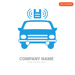 Remote vehicle company logo design