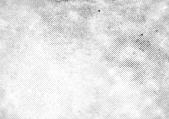 grunge halftone vector print background