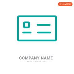 Business card company logo design