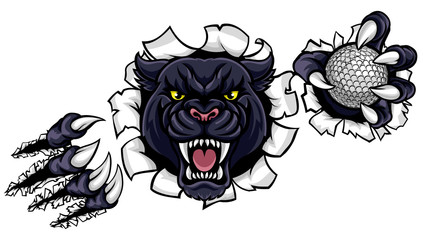 Panther claw logo - photo#40