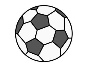 サッカーボール(色)