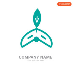 Turban company logo design