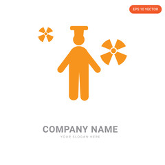Driver company logo design