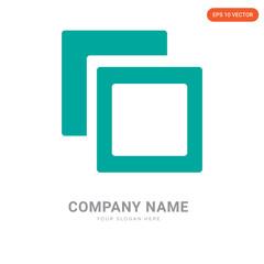 Polaroids company logo design