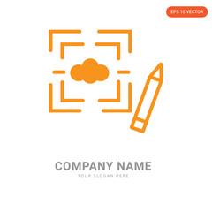 Graphic de company logo design