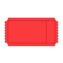 ticket stub icon