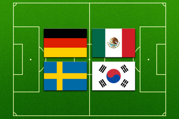 Wordl Cup Group F