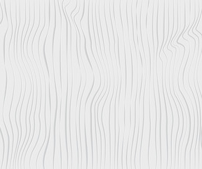 Vector Illustration. Wood texture for decoration paper. White timber background for winter design