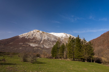 Monti del Parco Nazionale d'Abruzzo