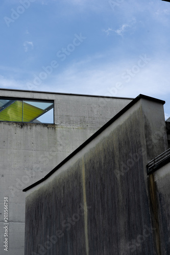 Beton Haus Abstrakt Stock Photo And Royalty Free Images On Fotolia