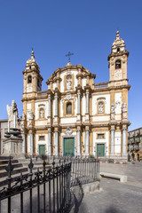 San Domenico church, Palermo, Italy