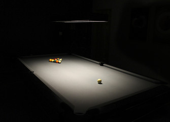 Pool / Billiard Table