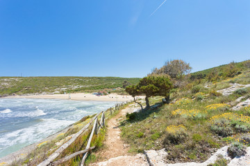 Lido Cala Lunga, Apulia - Impressive landscape around the beach of Cala Lunga