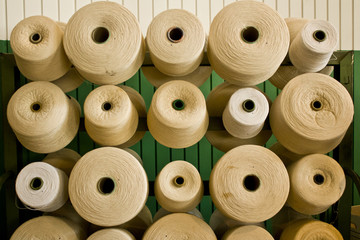 Industrial Size Spools of Thread
