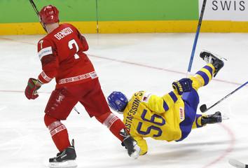 2018 IIHF World Championships