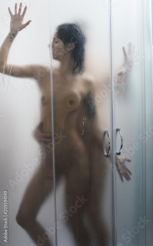 Love in a shower