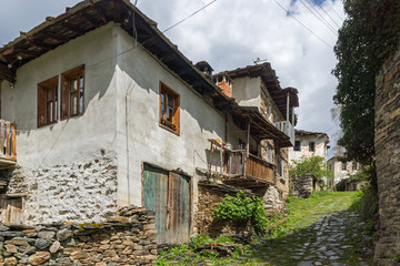 Village of Kosovo with Authentic nineteenth century houses, Plovdiv Region, Bulgaria
