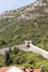 Great Wall of Ston, Croatia