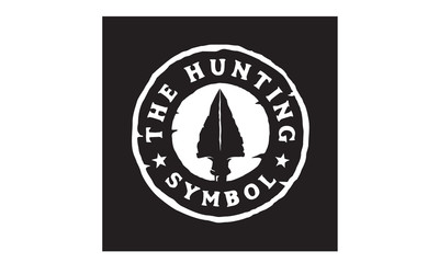 Hipster Hunting Logo Design Inspitation
