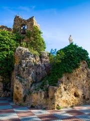 Ermita de la Virgen de la Peña, Mijas, Andalusia, Spain