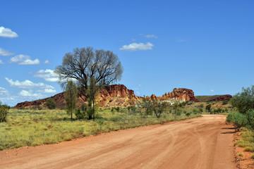 Australia, NT, Rainbow Valley