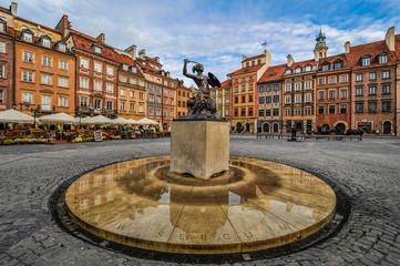 Warsaw, Poland (Capital City)