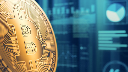 concept of cryptocurrency and finance