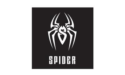 Initial S / Spider logo design inspiration