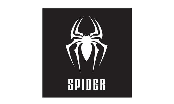 Spider symbol logo design inspiration