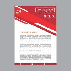 vector design for design cover, layout, brochure, magazine, catalog, and flyer