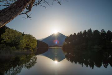 ・富士山・ダイヤモンド富士・逆さ富士