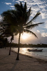 Akumal Beach - Riviera Maya - Morning Sun