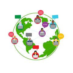 online community on the world design