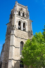 Fototapete - Saint Saturnin church