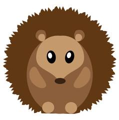 Vector Cute Hedgehog