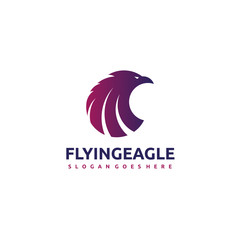Fly Eagle Logo