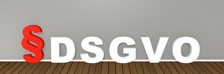 DSGVO Grundverordnung, Konzept