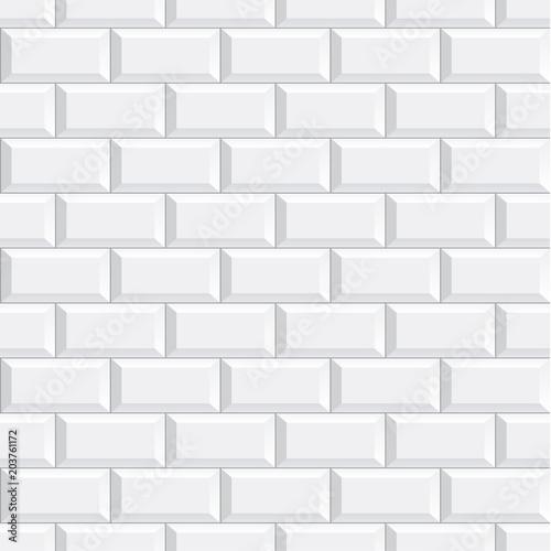 """Kitchen Tile Texture White: """"Seamless Subway Tile Texture"""