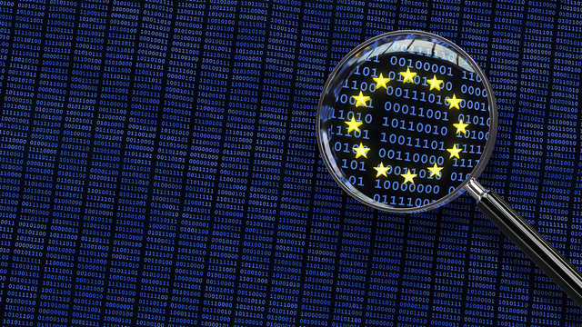 General Data Protection Regulation - Looking at GDPR data through magnifying glass