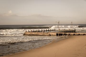 Ocean Waves Swimming Tidal Pool