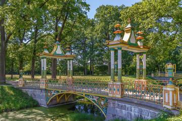 Small Chinese Bridges, Tsarskoye Selo, Russia