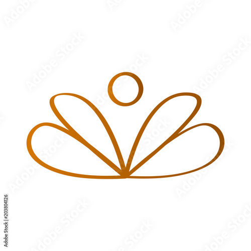 Lotus flower outline stock image and royalty free vector files on lotus flower outline mightylinksfo