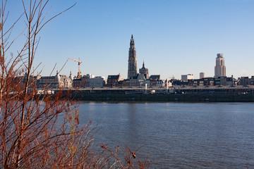 Antwerpen Stadtpanorama