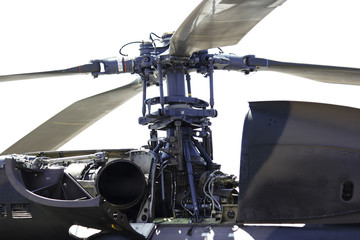 Atlas Oryx Rotor Head Detail