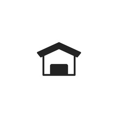 house icon. sign design