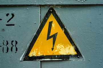 Electrical Sign symbol