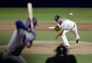 Major League Baseball - National League - Los Angeles Dodgers and San Diego Padres